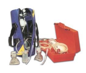 Комбиниран апарат за кислород и вакуум