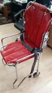 Сгъваем стол за пациента за линейка 3