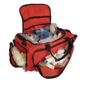 Спешна чанта, оборудвана