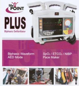 Defibrilator PLUS-10001